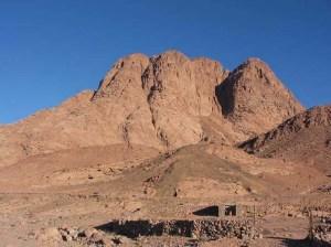 Mount Horeb?
