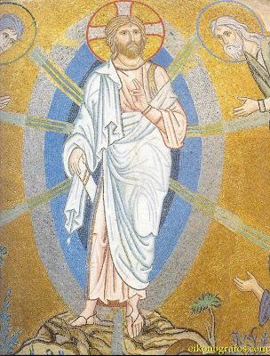Transfiguration Daphne