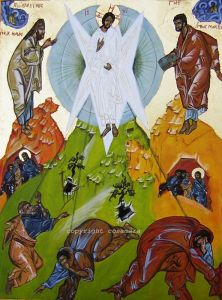 Transfiguration of Christ: Messenger of Life and Glory