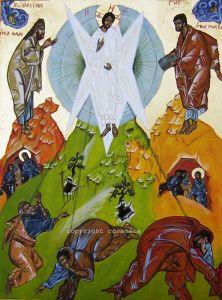 Transfiguration of Christ: Messenger of Life and Glory
