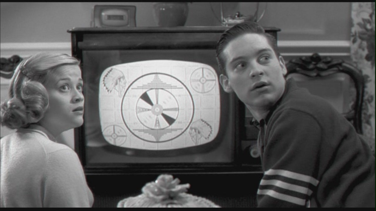 Help with an essay on the movie pleasantville?