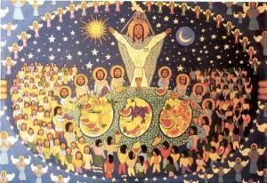 Plenty of room in God's banquet