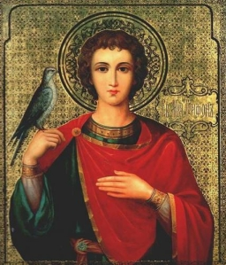 In Russia, St Tryphon is regarded as the patron saint of birds.