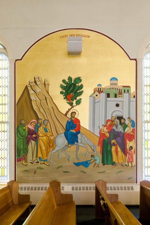 Entrance to Jerusalem