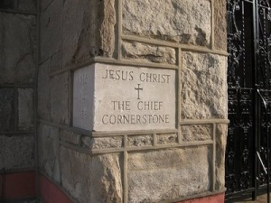 Jesus Christ The Chief Cornerstone