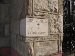 Jesus Christ The Chief Cornerstone