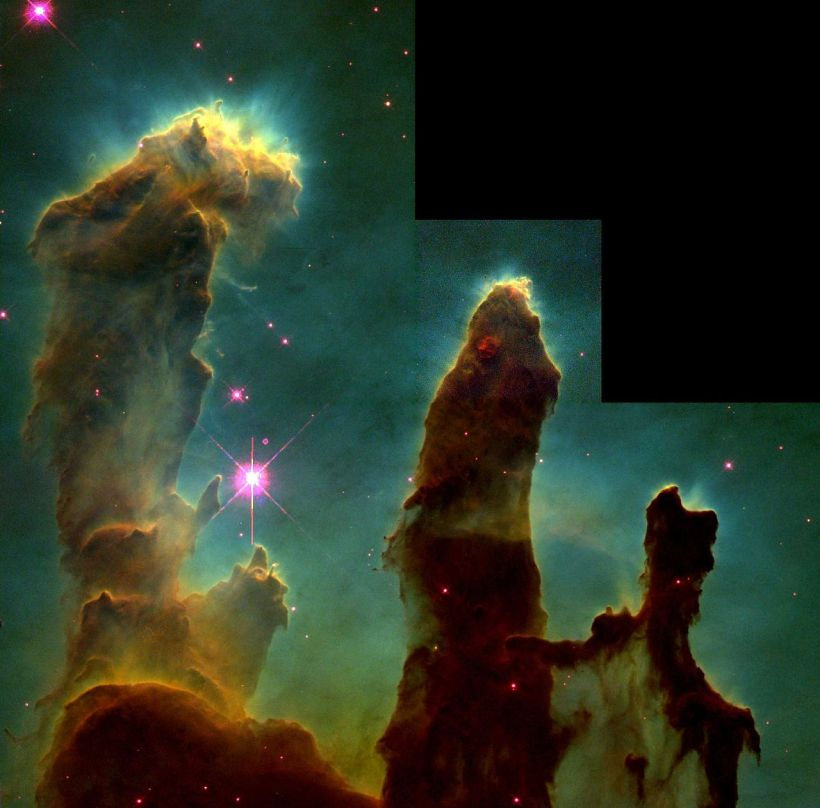 One of Hubble's most famous images,