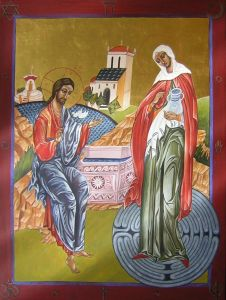 Jesus and the Samaritan woman1