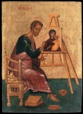 Luke, the writer of the first icon (click to enlarge)