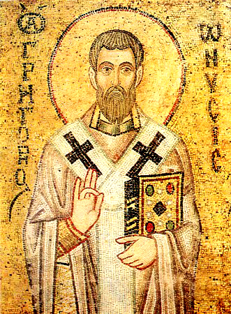 St. Gregory of Nyssa (335-394 AD), whose commentary on the Beatitudes is providing many insights.